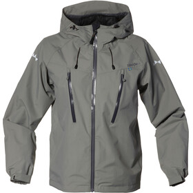 """Isbjörn Junior Monsune Hard Shell Jacket Mole"""